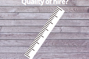 How is quality of hire measured?